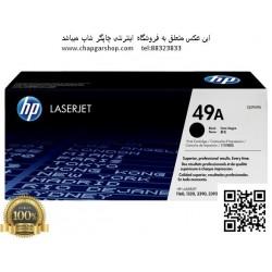 کارتریج لیزری طرح hp laserjet 49a-hp 49a